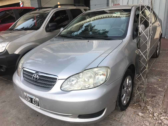Toyota Corolla 1.8 Xei At 4 P 2007