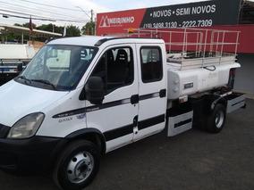 Iveco Daily Cd 70c16 Baixo Km 62.800