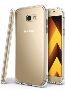 Protector Transparente Samsung Galaxy A3 2017