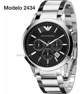 Reloj Armani Importado U.s.a. En Caja Con Envío Gratis