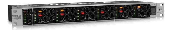 Amplificador De Fones Behringer Powerplay Ha6000 # Djfast