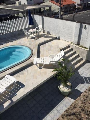 Imagem 1 de 30 de Casa Residencial À Venda, Centro, Itajaí Sc - Ca0246
