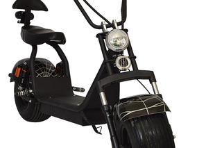 Bicicleta Moto Chopper Elétrica 1500w Modelo Venon