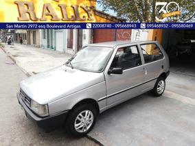Fiat Uno Año 1995 Muy Cuidado Financio Permuto