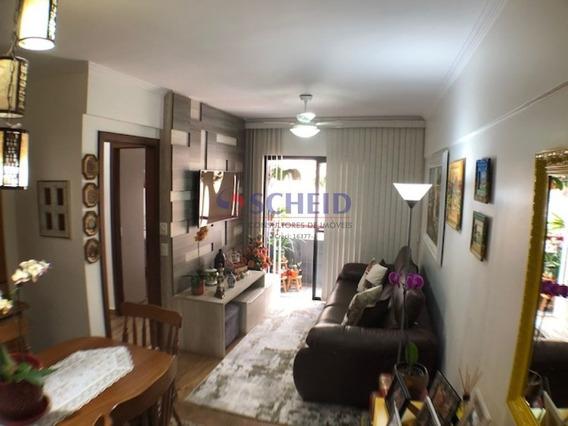 Apartamento 2 Dormitórios 73m Na Vila Mascote - São Paulo - Mc7497