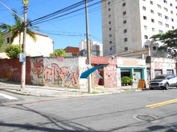 Terreno Para Alugar, 1100 M² - Aclimação - São Paulo/sp - Te0263