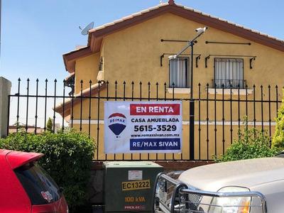 Casa En Condominio En Renta