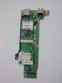 Placa Completa Filha Notebook Microboard Ellite 232, Origin