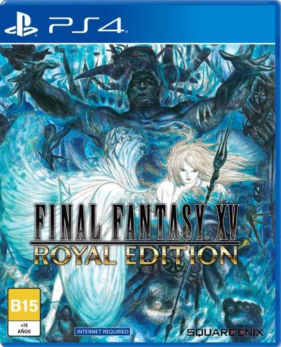 Imagen 1 de 5 de Final Fantasy Xv Royal Edition - Playstation 4