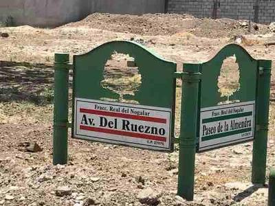 Terreno En Venta Real Del Nogalar