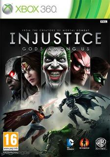 Injustice-completo Digital Xbox 360