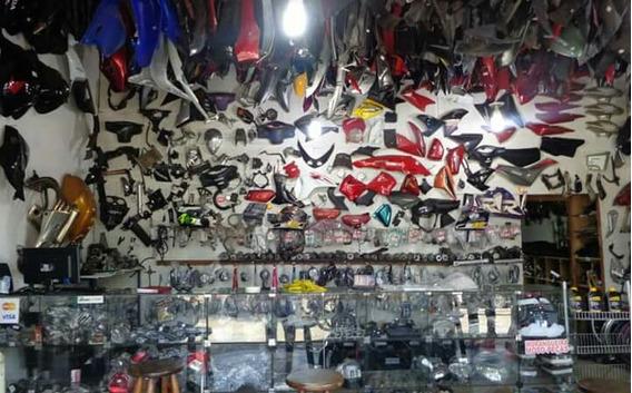 Variedades De Peças Para Motocicletas