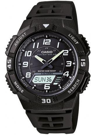 Relógio Masculino Casio Aq-s800w-1bvdf