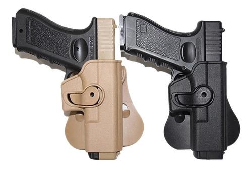 Imagen 1 de 4 de Funda Tactica Glock