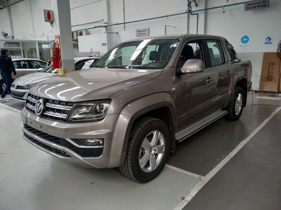 Volkswagen Amarok 2.0 Tdi 180cv Highline 4x2 At Bi-turbo Ocs