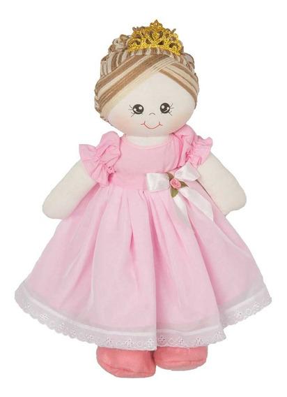 Boneca Princesa Bela Tamanho G