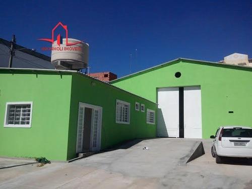 Galpão/pavilhão A Venda No Bairro Vila Nambi Em Jundiaí - - 1207-1