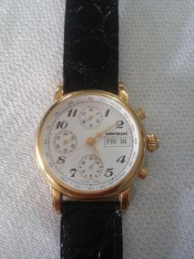 Reloj Montblanc Meisterstuck 7001 De Oro