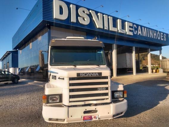 Scania 113h 360 Top Line 6x2