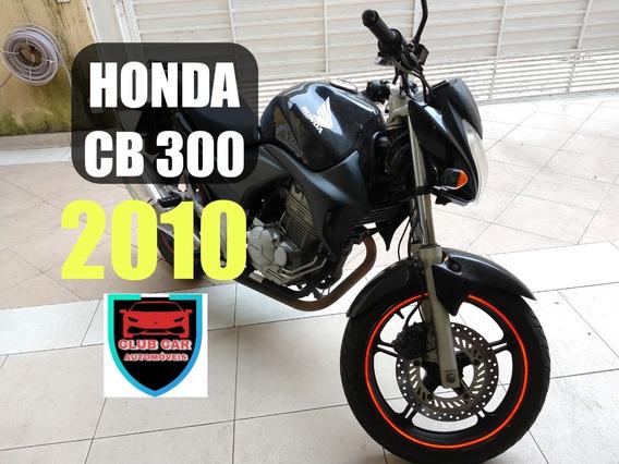Honda Cb 300 - 2010