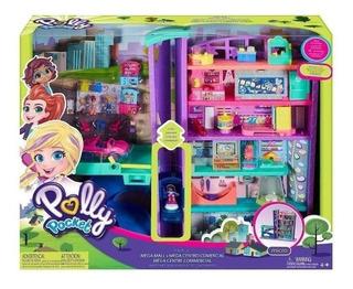 Polly Pocket Mega Centro Comercial Oferta Envio Inmediato