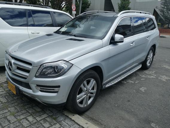 Mercedes Benz Gl 500 Blindada Nivel 3