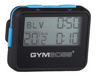 Cronometro Digital De Intervalos Training Crossfit Gymboss