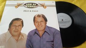 Vinil Zilo E Zalo Série Som Da Terra Lp Sertanejo Warner 94