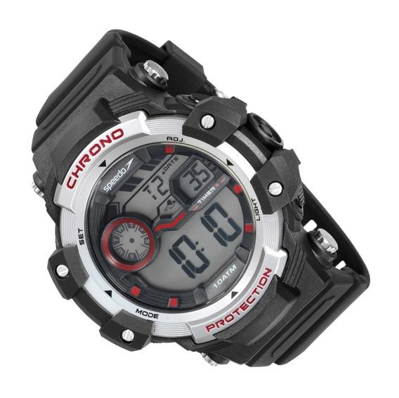 Relógio Speedo Masculino Digital 11015g0evnp1 Garantia E Nfe