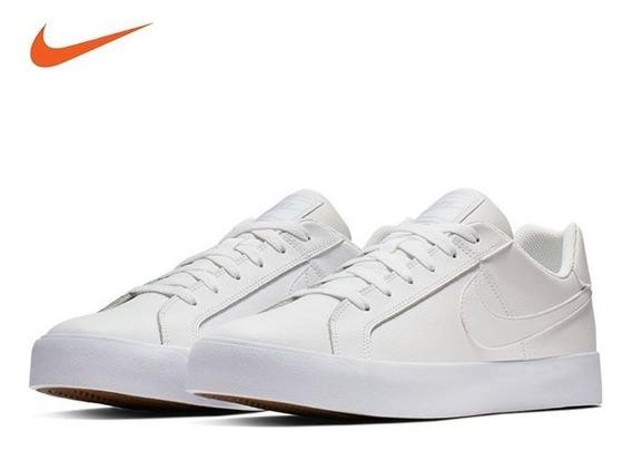 Tenis Nike Court Royale Ac Bq4222-101 Originales