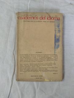 Cuadernos Del Idioma 2 Battistessa Marías García Hoz Sepich