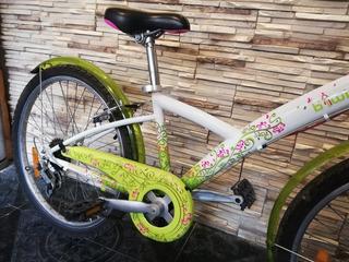 Bicicleta Española Btwin Con Cambios Shimano Única Enel País