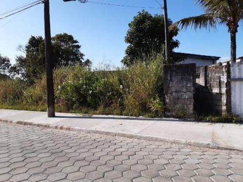 Terreno Frente Para A Rodovia - Jardim Valéria Itanhaém 4692