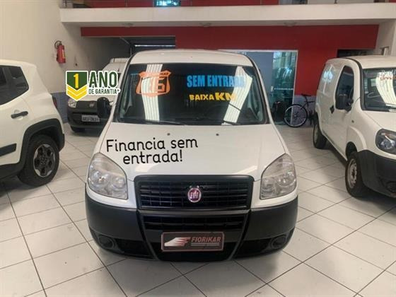 Fiat Doblò Cargo 1.4 Fire (flex) Manual Impecável
