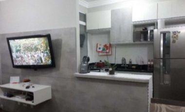 Apartamento Condomínio Inspire Barueri 51 Mts 2 Dorms Lindo Acabamento Pronto P/ Morar 245 Mil - Rr2158x