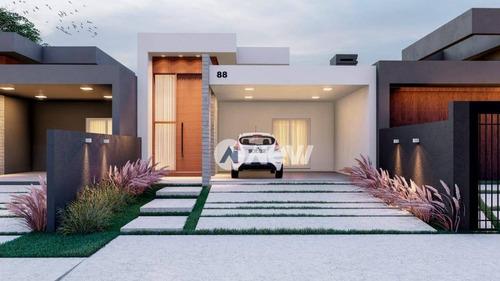 Imagem 1 de 2 de Casa Com 3 Dormitórios À Venda, 150 M² Por R$ 880.000,00 - Boa Vista - Novo Hamburgo/rs - Ca3301