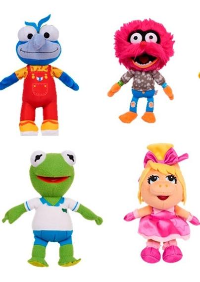 Peluches Muppet Babies - Lleva Los 4 Peluches