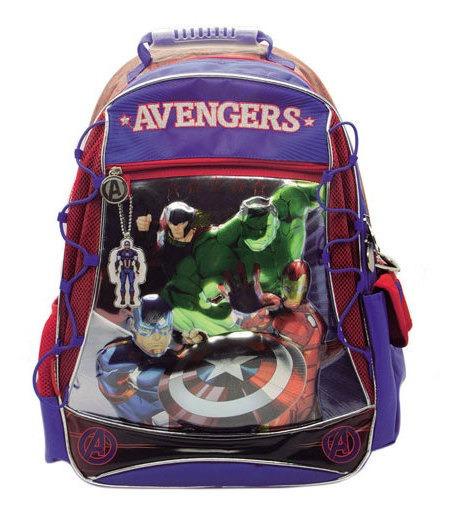 Cresko Mochila Avengers 18 Pulgadas Escolar