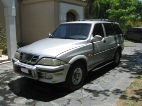 Ssangyong Musso 2.9 602 Dti