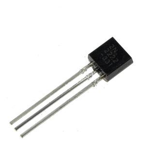 Pack 10 Transistores 2n2222 2n2222a 2222