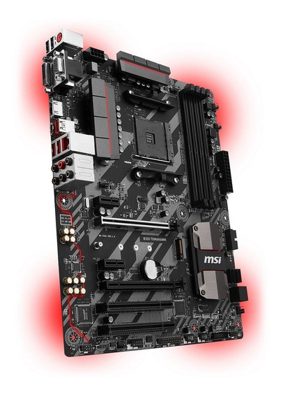 Mother Msi B350m Tomahawk Am4
