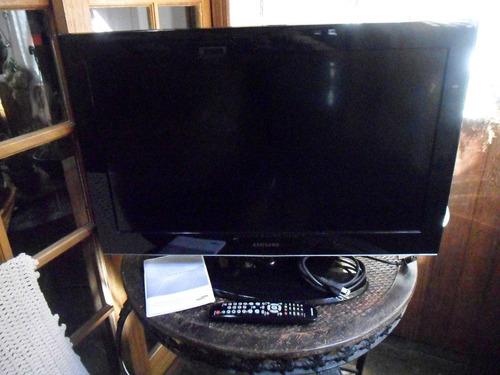 Tv Lcd Samsung 32 Ln32a550p3r Full Hd  Defeito Imagem- Leia
