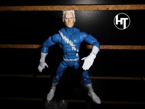 Imagen 1 de 6 de  Marvel Legends, X Men, Quicksilver, Figura, 6 Pulgadas