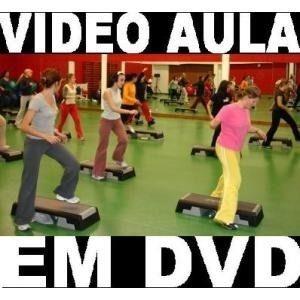 Aulas De Step Curso Em 2 Dvds T3ed