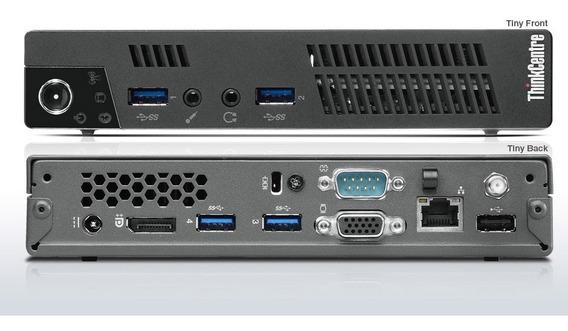 Mini Computador I5 Lenovo Thinkcentre Ssd 240gb 8g Memoria