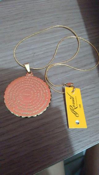 Medalhão Pai Nosso