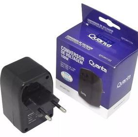 Conversor Tomada Transformador 110v P/ 220v Ou 220v P/ 110v