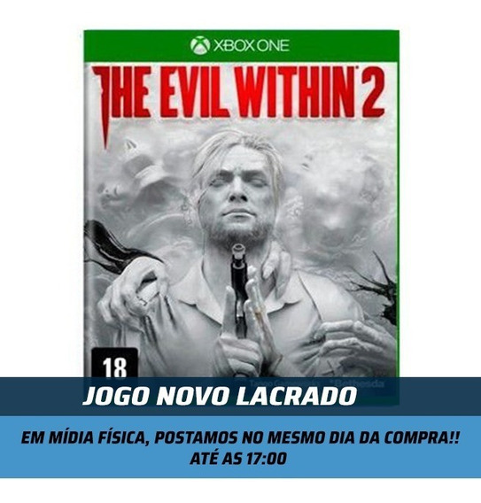 Jogo The Evil Within 2-xbox One