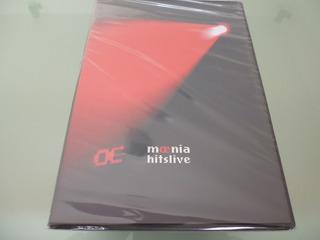 Moenia / Hits Live / Box Set / 2 Cds+1 Dvd / Nuevo / Sellado