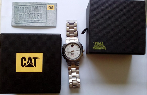 Reloj Caterpillar Racing